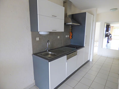 Nice Ouest/Fabron - Appartement Nice 2 pièces 53 m2
