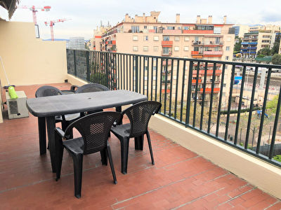 Appartement Nice Ouest Studio 35 m2